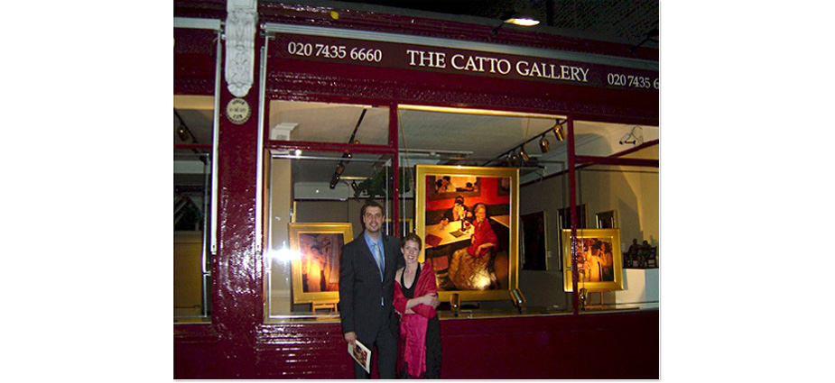joseph gallery london